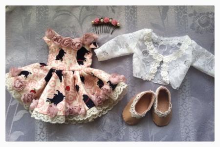 ニーナ 春のドレス-4