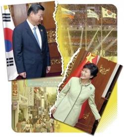 2014-02-28_China vs Korea 【経済裏読み】中国人が蔑む韓国人の「傲岸不遜」…中国人旅行者の37%「韓国人から見下された」01_中国人の間で、観光、五輪をめぐり韓国への不満が高まっている(写真は聯合=共同など)