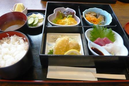 四季菜えび名:四季菜弁当