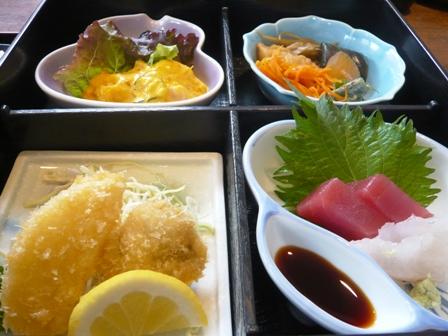 四季菜えび名:四季菜弁当2
