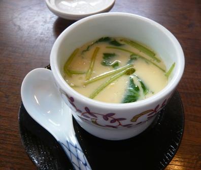 四季菜えび名:茶碗蒸し
