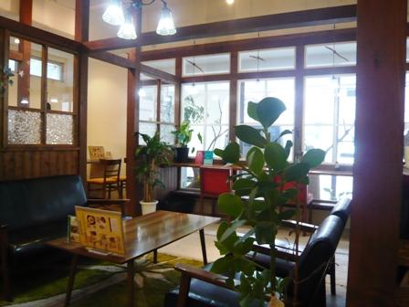 玉カフェ:店内2