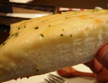 玉カフェ:チーズトースト2