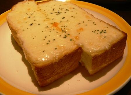 玉カフェ:チーズトースト