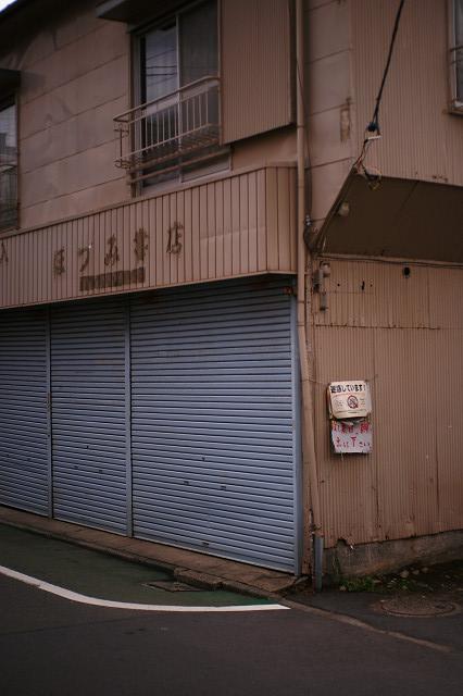 茅ヶ崎路地裏