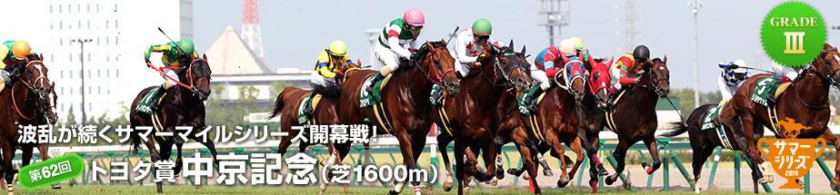 第62回 トヨタ賞中京記念 2014