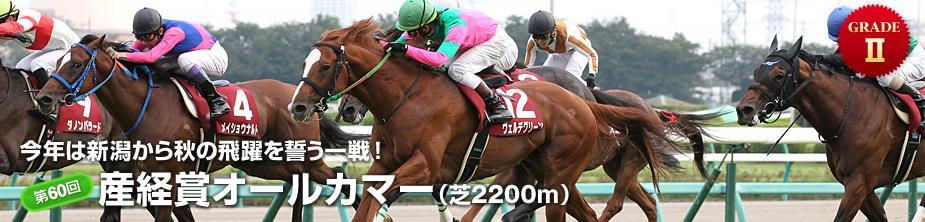 産経賞オールカマー2014 デッフォルト