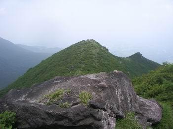 本鳴子山16