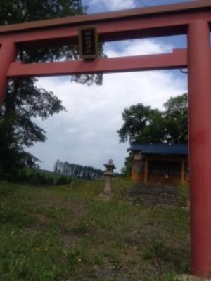 朗根内神社