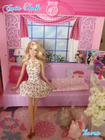 m barbie glam vacation house 2013-4