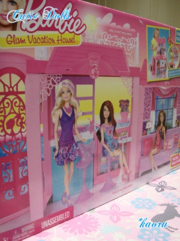 m barbie glam vacation house 2013
