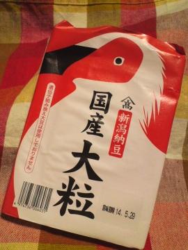 新潟高橋トキ納豆