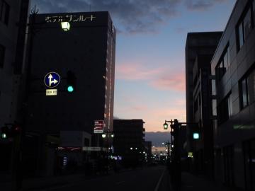 30朝の新潟
