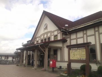 47大正期の駅舎