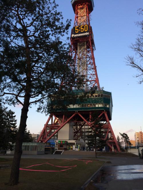テレビ塔前140412