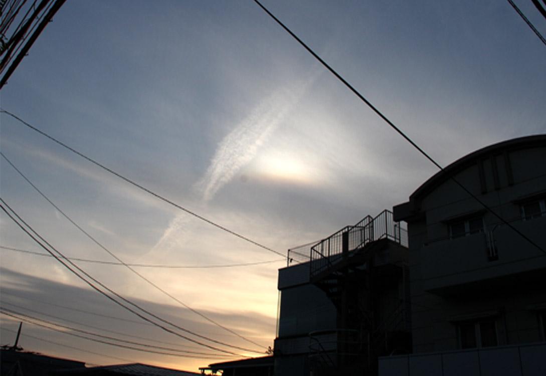 5月24日の幻日環(2)