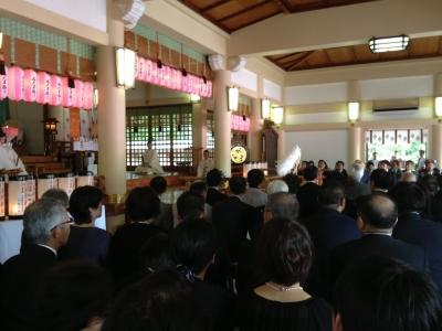 平成26年08月15日 戦没者追悼祈念講演会001