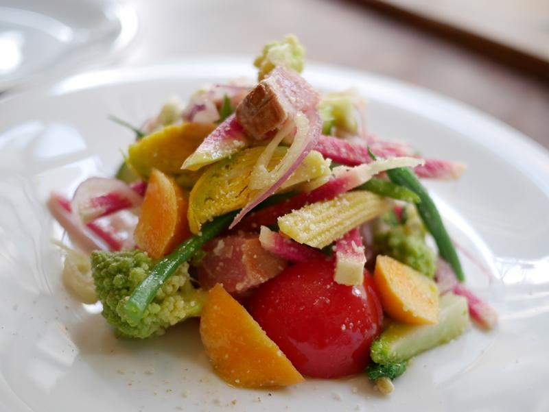 根菜サラダ2