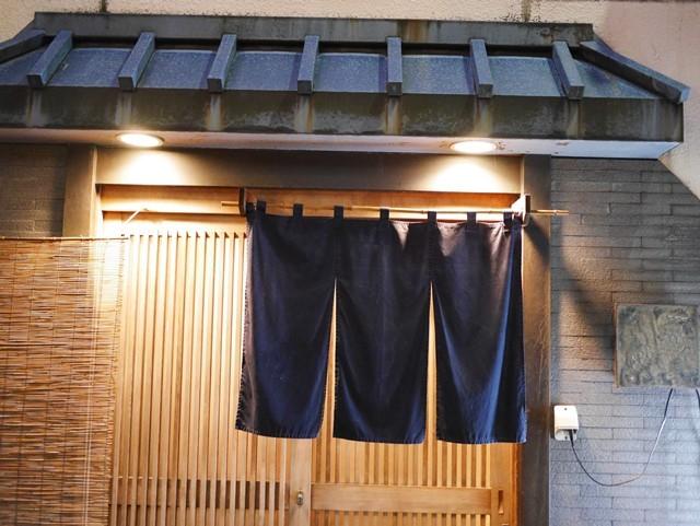 東銀座の寿司屋