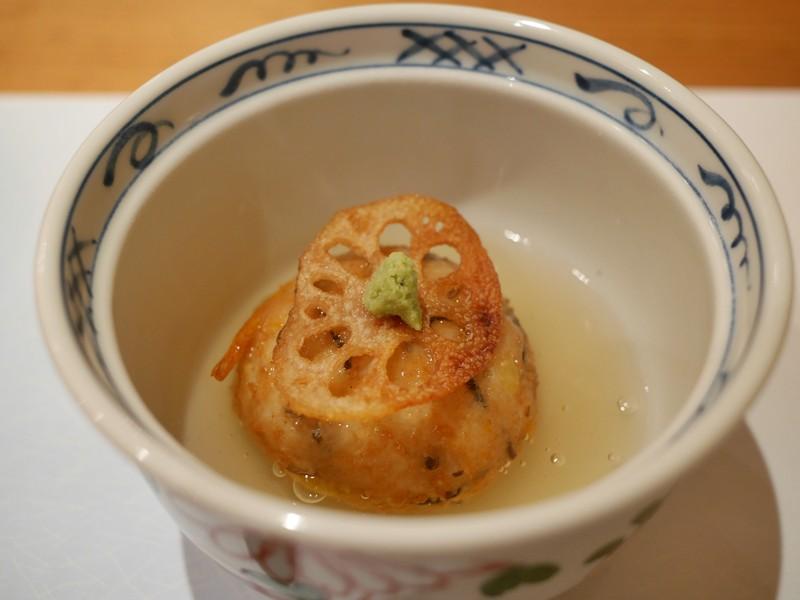 れんこん饅頭2