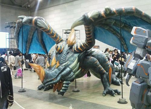 ヴォル・ドラゴンのバルーン