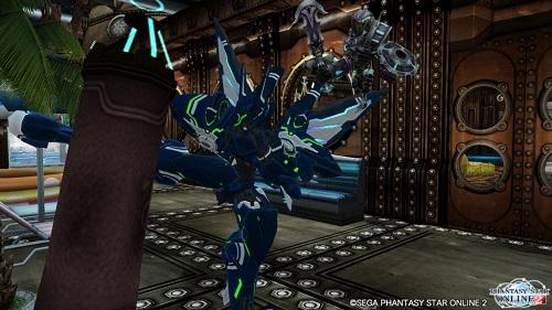 蹴ったりするロボット