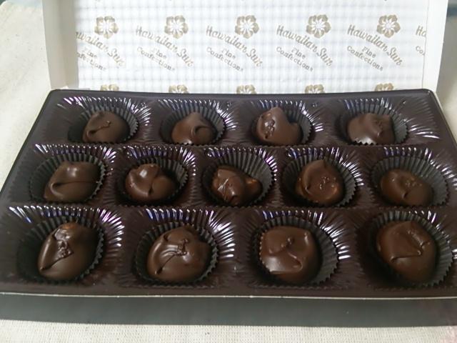 マカデミアナッツチョコレート2