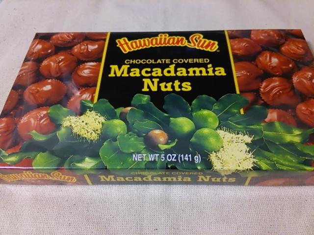マカデミアナッツチョコレート1