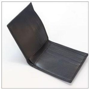 Gucci(グッチ) オリジナルGG 二つ折り財布 小銭入れ無し ベージュ/ブルー 225826 F4C7R 4075 2