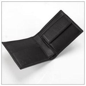Gucci(グッチ) 二つ折り財布(小銭入れ付) 138073 NERO AOVBR 2