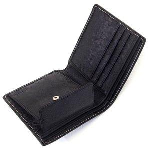 【COACH OUTLET】 コーチ 財布(二つ折り財布) メンズヘリテージ シグネチャー F74516SBWBK 2