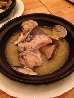 鮮魚のソテー