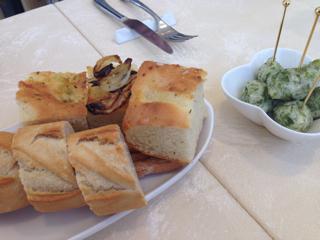 パンとゼッポリーニ