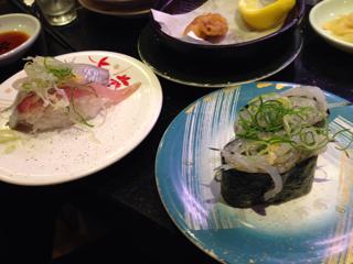 イワシと白魚