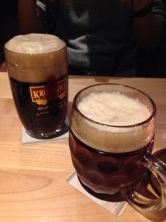 黒ビール2種