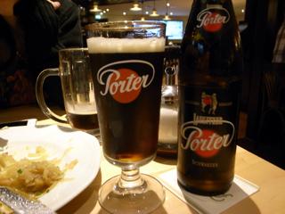 甘い黒ビール