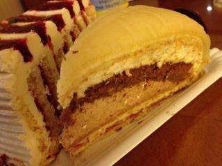 ケーキ2つ目