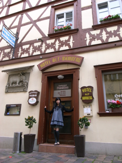 バンベルグのホテル