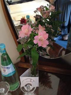 バースデーのお花