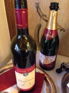 ワイン2本