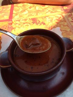 牛のスパイシースープ