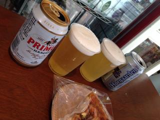 輸入ものビール