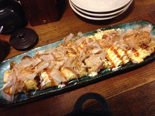 大阪とんぺい焼き 葱たっぷり