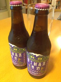 日本のラオホビール