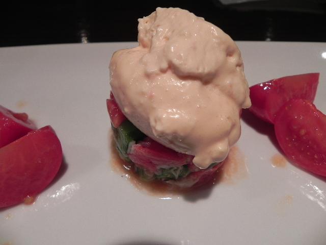 010トマトのムース