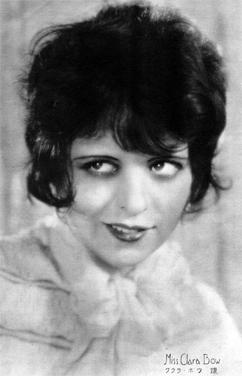 クララ・ボウ嬢1927aug