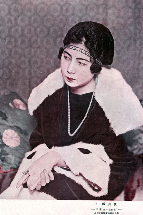 夏川静江1926apr