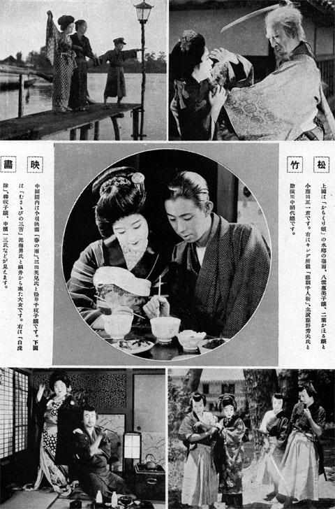 松竹映画1927jul