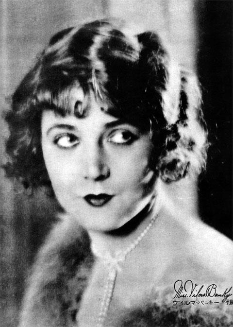 ヴィルマ・バンキー嬢1927oct