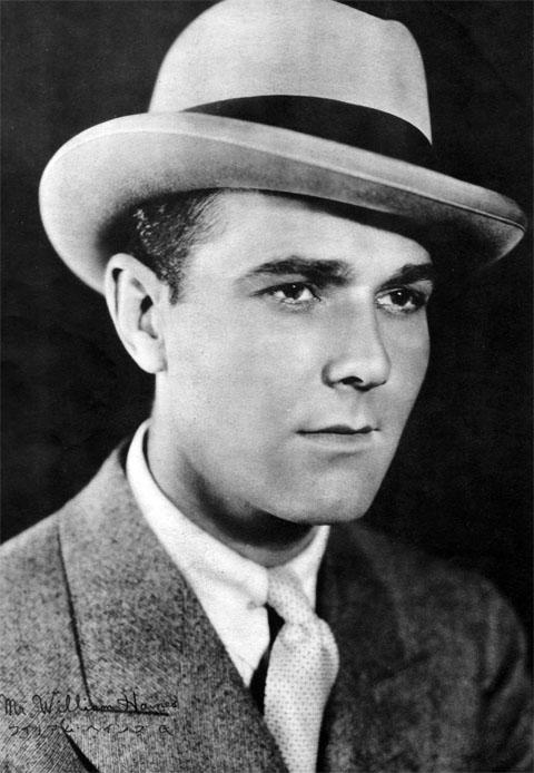 ウィリアム・ヘインズ1927aug